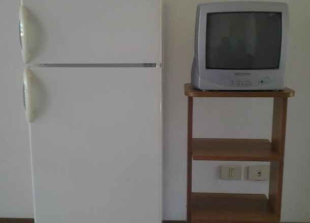 Frigo-Congelatore-Tv