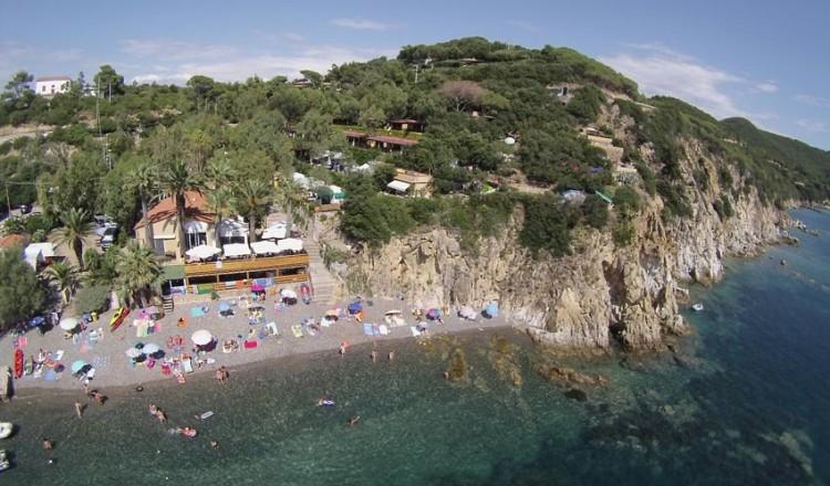 Camping Enfola. Elba