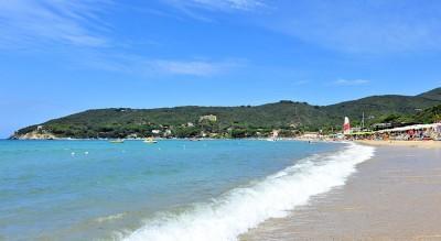 Spiaggia di Procchio, Elba