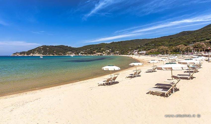 Spiaggia della Biodola - Isola d'Elba