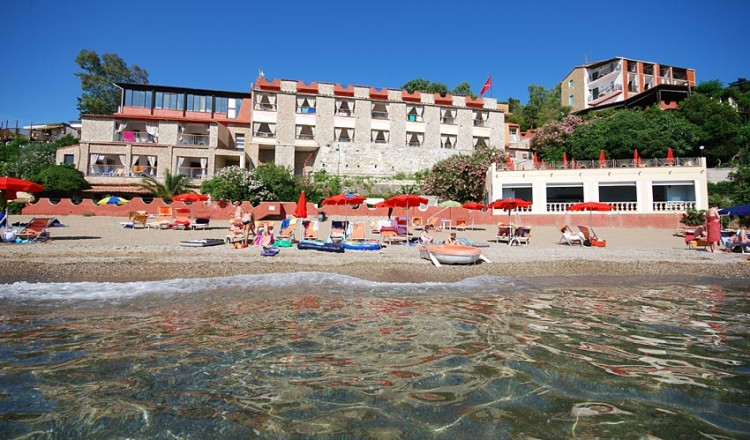 Hote & Residence La Scogliera, Elba