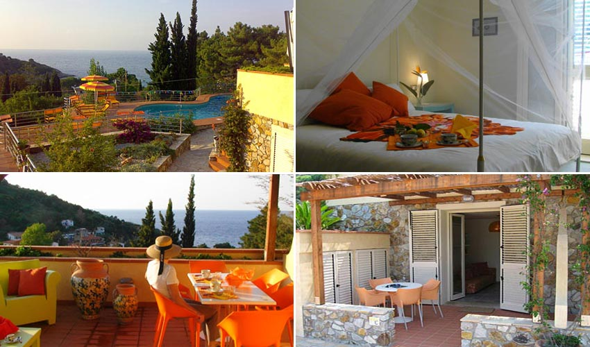 Residence Caposantandrea, Isola d'Elba