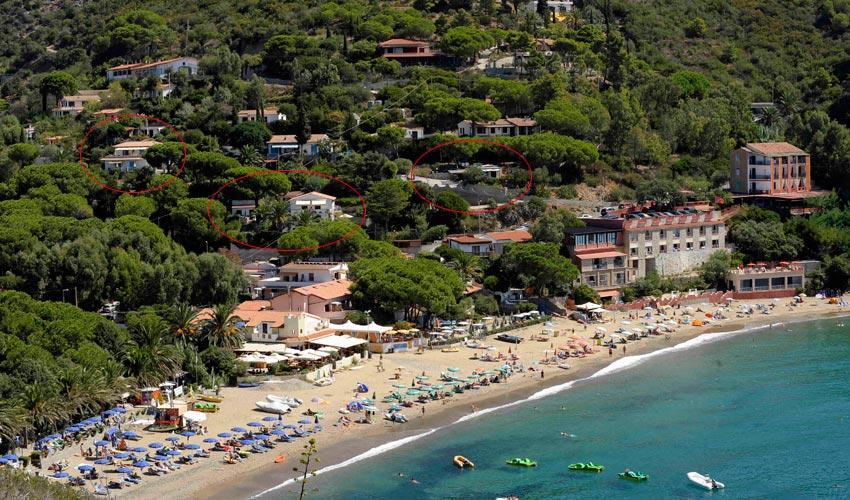 Residence Villa Morcone, Elba