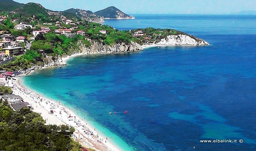 Spiaggia delle Ghiaie - Isola d'Elba
