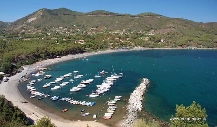 Spiaggia di Margidore - Isola d'Elba