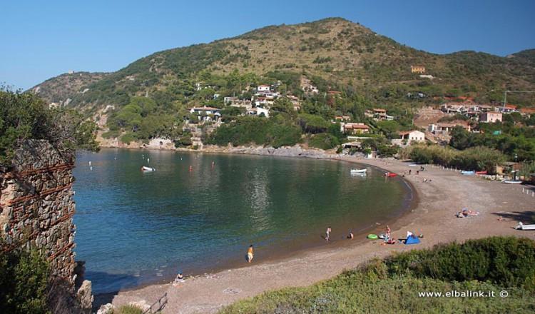 Spiaggia di Nisporto - Isola d'Elba
