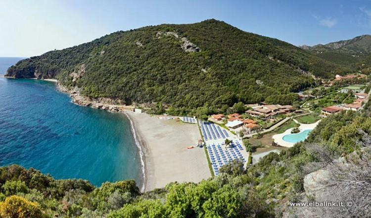 Spiaggia di Ortano - Isola d'Elba
