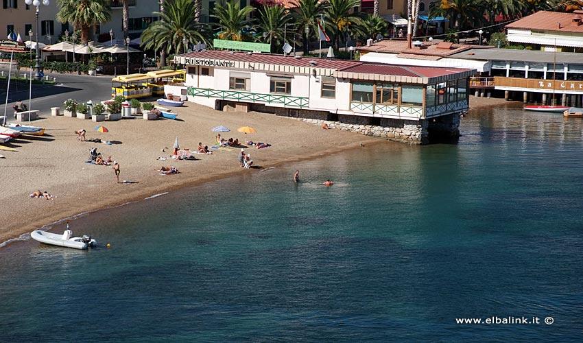 Spiaggia La Rossa - Isola d'Elba
