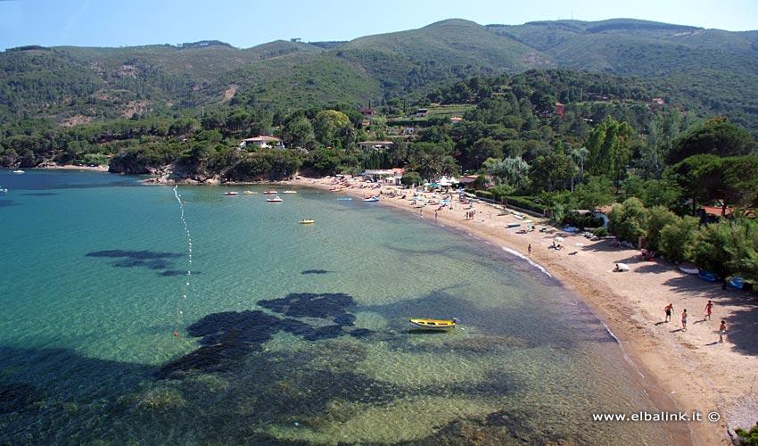 Spiaggia di Straccoligno - Isola d'Elba