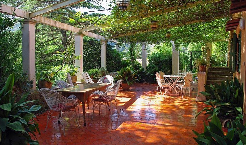 Villa Lia a Bagnaia