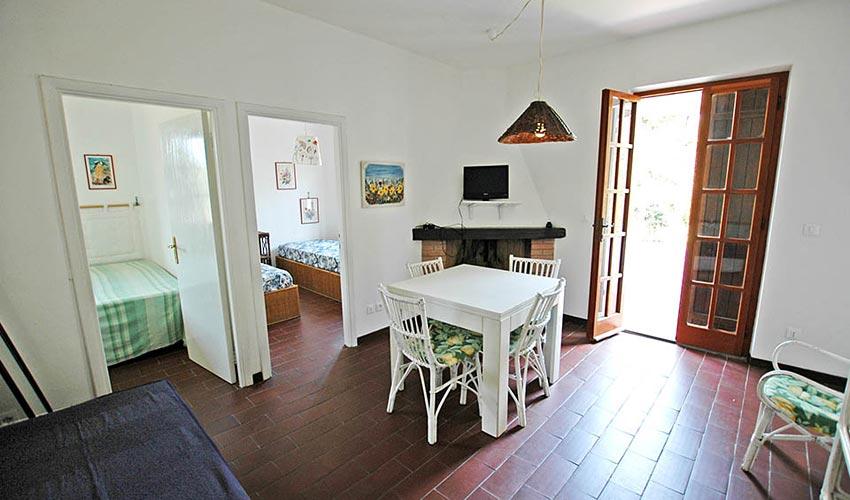 Appartamenti Villa Le Palme, Elba