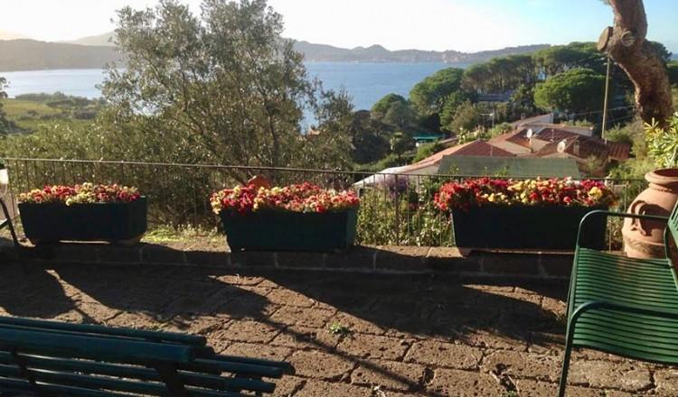 Villa Silvana, Elba
