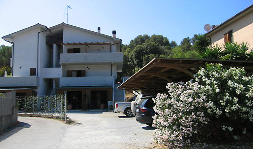 Agriturismo Il Boschetto, Elba