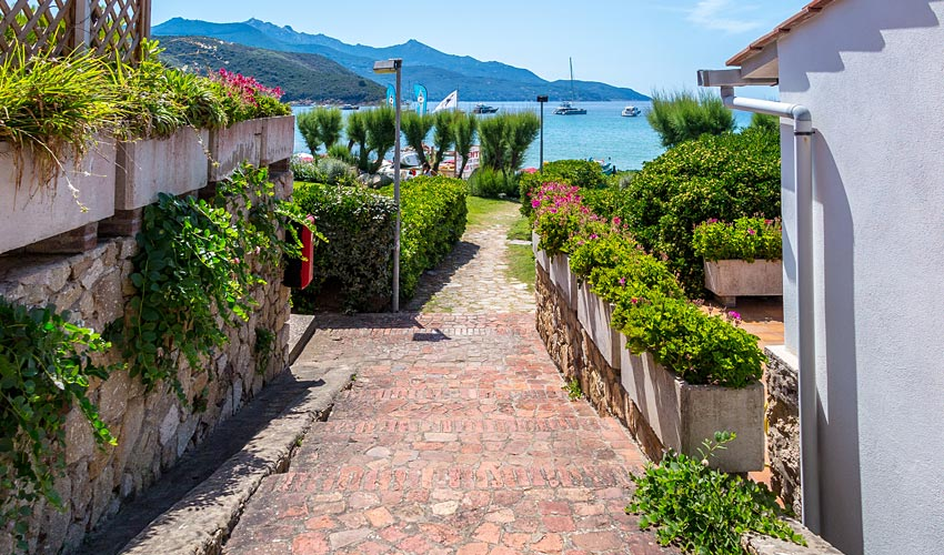 Appartamenti I Bungali, Elba