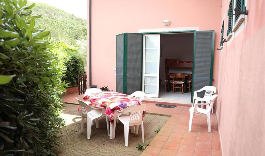 Appartamenti Valcarene, Elba