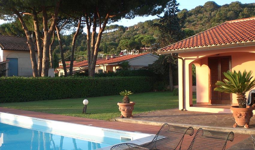 B&B Casa Le Agavi, Elba