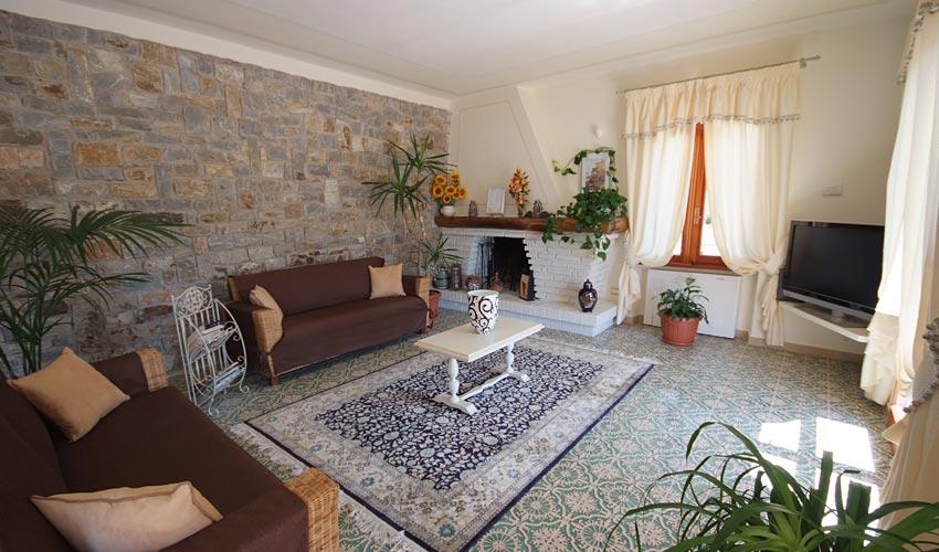 B&B Villa Capitorsola, Elba