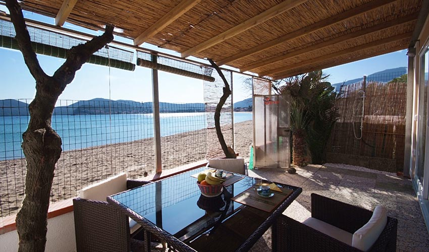 Camping del Mare, Elba