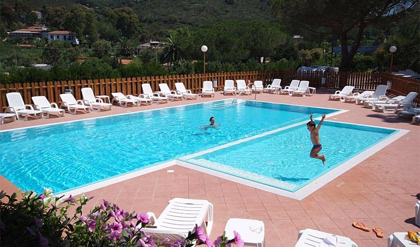 Camping Europa, Elba