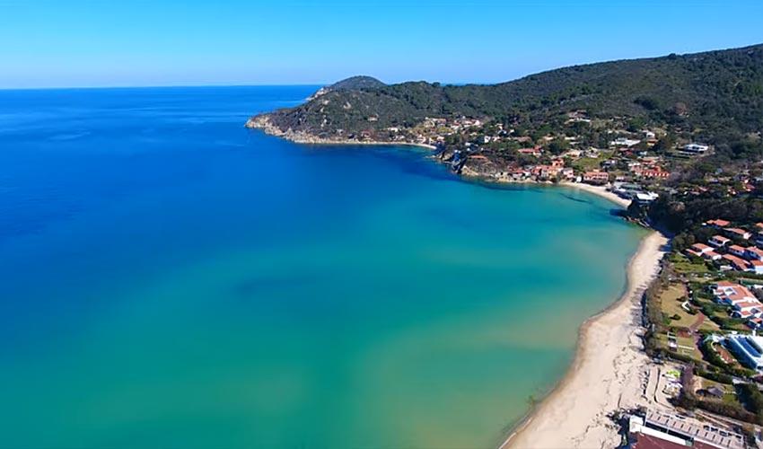 Camping Scaglieri, Elba