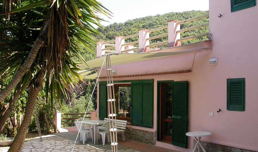 Casa Rosa di Redinoce, Elba