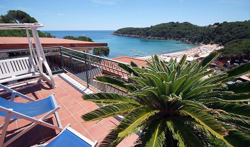 Hotel Alma, Elba