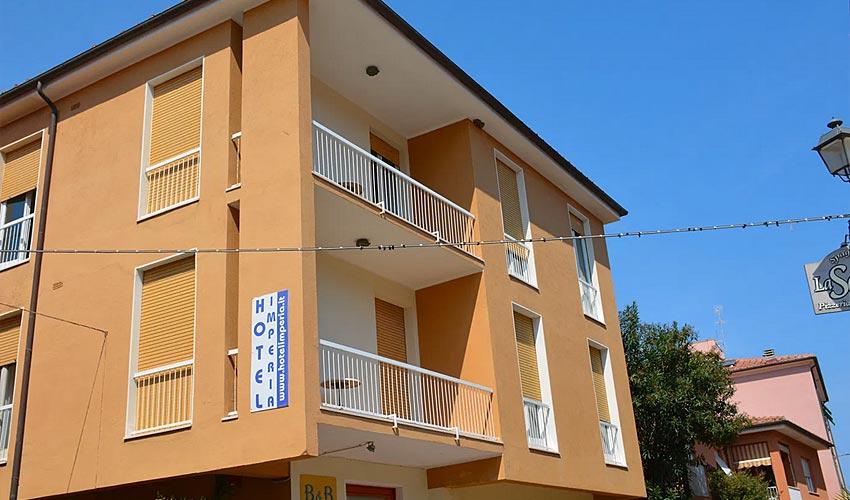 Hotel Imperia, Elba