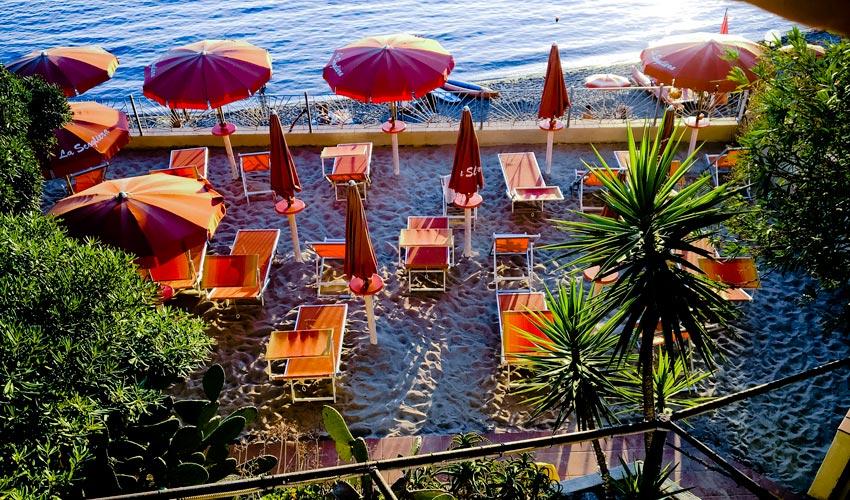 Hotel & Residence La Scogliera, Elba