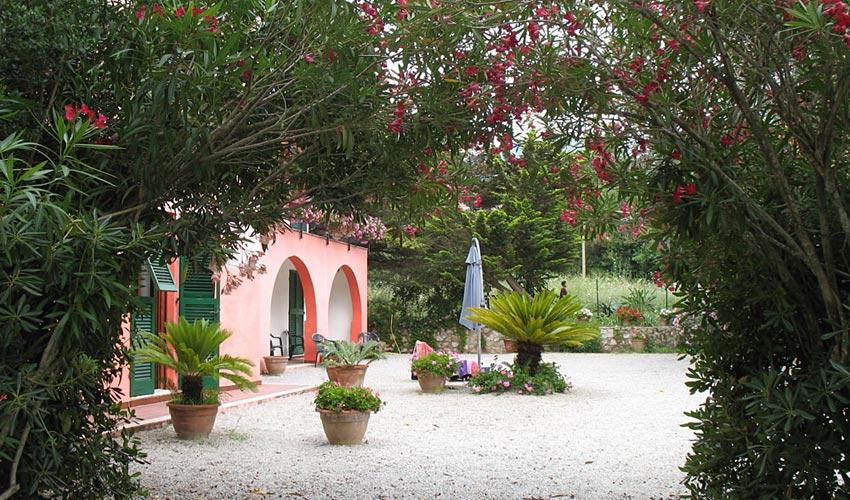 Hotel Villa Gaia, Elba