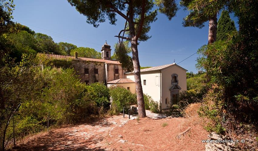 Santuario della Madonna delle Grazie, Elba