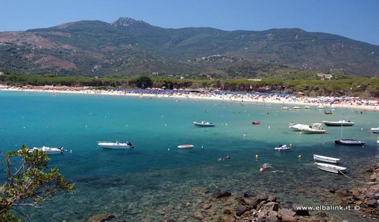 Marina di Campo, Elba