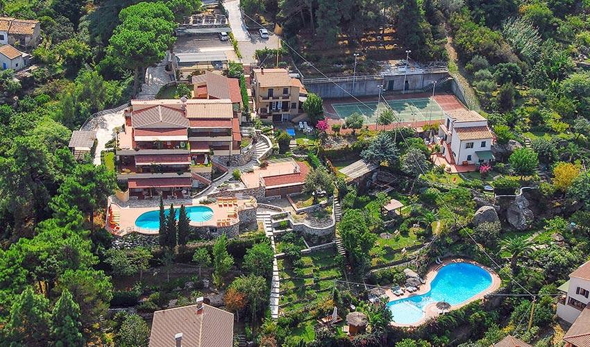 Residence Capo Sant'Andrea, Elba
