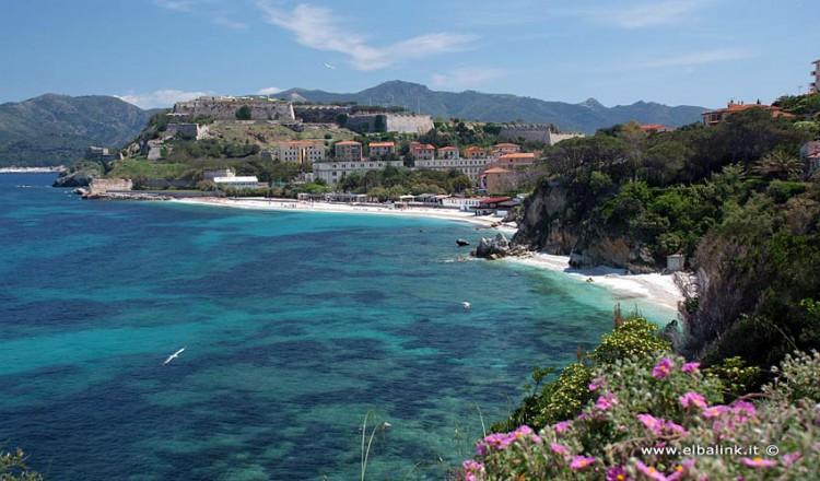 Spiaggia Cala dei Frati, Elba