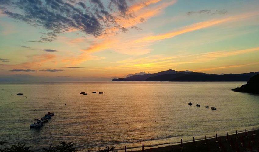 Spiaggia dell'Innamorata, Elba