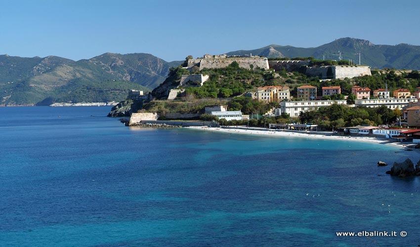 Spiaggia delle Ghiaie, Elba