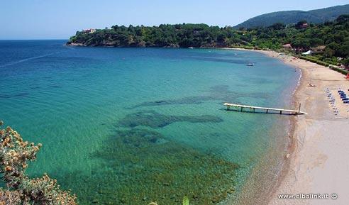Spiaggia di Naregno, Elba