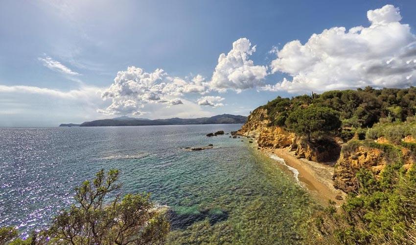 Spiaggia di Peducelli, Elba