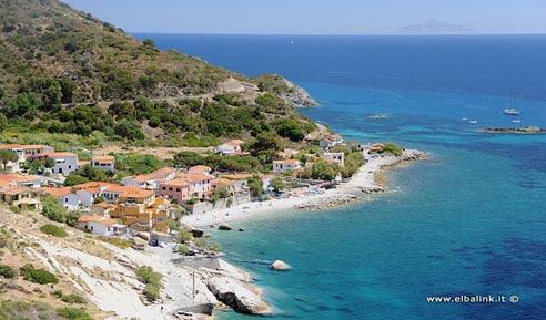 Spiaggia di Pomonte, Elba