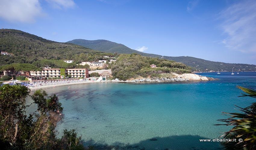 Spiaggia di Spartaiam, Elba