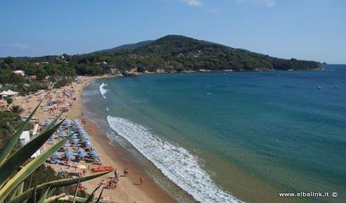 Spiaggia del Lido di Capoliveri, Elba