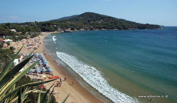 Lido Beach, Elba