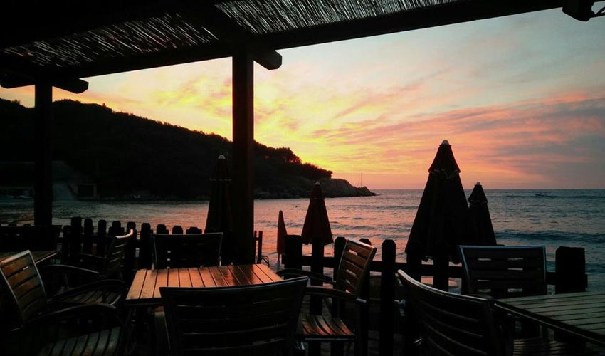 Stabilimento Balneare Posidonia, Elba