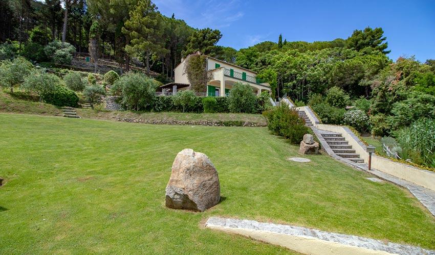 Villa Le Sprizze, Elba