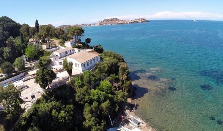 Hotel Grotte Del Paradiso Elba Island Hotel Portoferraio