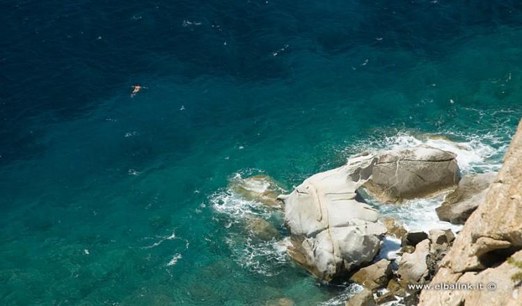 Scogliere di Chiessi - Isola d'Elba